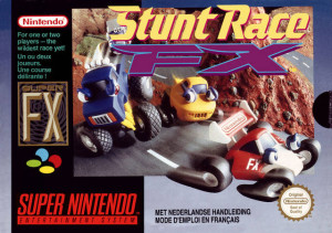 Stunt Race FX box