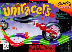 Uniracers box