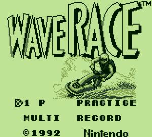 Wave Race 01