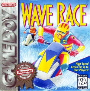 Wave Race box