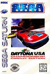 Daytona USA Champion Circuit Edition cover