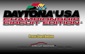 Daytona USA - Championship Circuit Edition 01