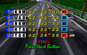 Daytona USA - Championship Circuit Edition 02