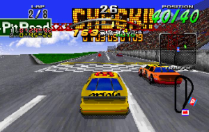 Daytona USA - Championship Circuit Edition 10