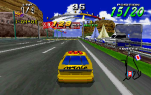Daytona USA - Championship Circuit Edition 23