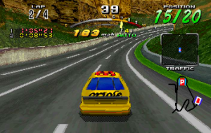 Daytona USA - Championship Circuit Edition 24