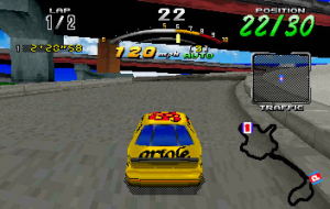 Daytona USA - Championship Circuit Edition 34