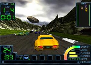 Impact Racing 18