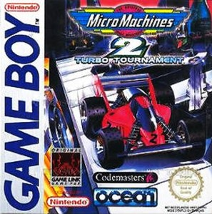Micro Machines 2 box