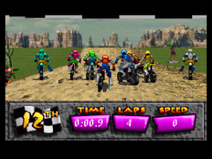 Motocross Championship 16