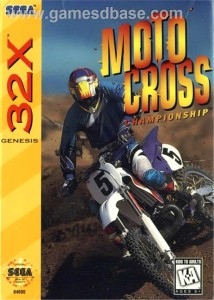 Motocross Championship box