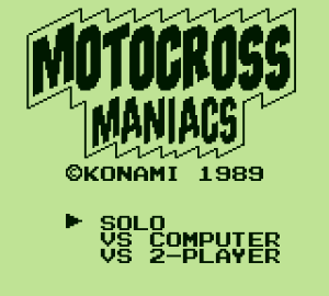 Motocross Maniacs 01