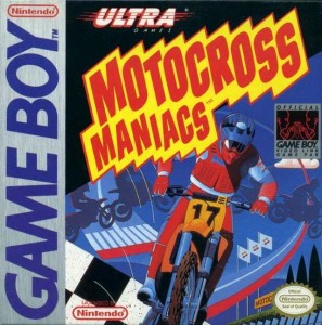 Motocross Maniacs box