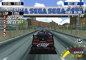 Sega Touring Car Championship 12