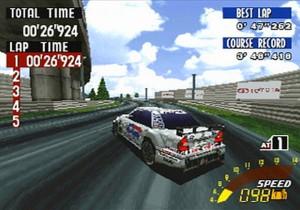 Sega Touring Car Championship 13