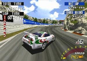 Sega Touring Car Championship 14