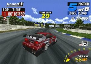 Sega Touring Car Championship 17