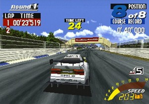 Sega Touring Car Championship 18
