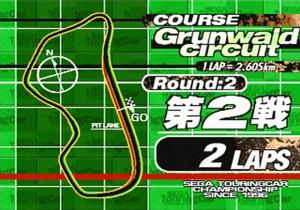 Sega Touring Car Championship 19