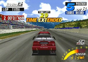 Sega Touring Car Championship 20