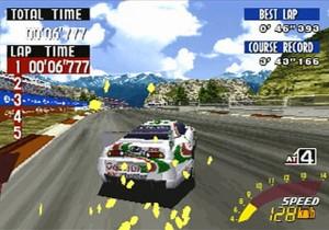 Sega Touring Car Championship 22