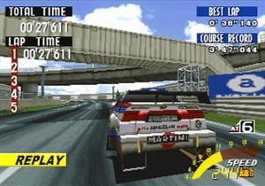 Sega Touring Car Championship 23