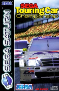 Sega Touring Car Championship cover