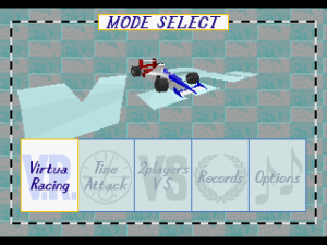 Virtua Racing Deluxe 02