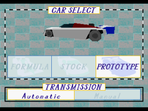 Virtua Racing Deluxe 07