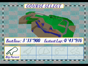 Virtua Racing Deluxe 08