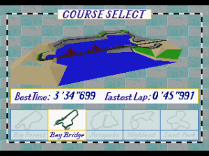Virtua Racing Deluxe 09