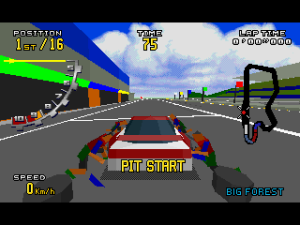 Virtua Racing Deluxe 13