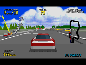 Virtua Racing Deluxe 14