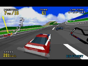 Virtua Racing Deluxe 15