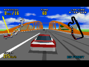 Virtua Racing Deluxe 16