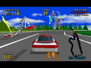 Virtua Racing Deluxe 17