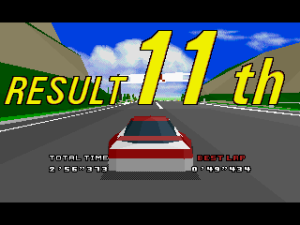 Virtua Racing Deluxe 19