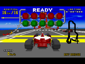 Virtua Racing Deluxe 21