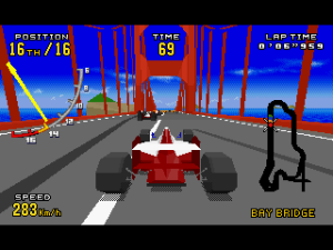 Virtua Racing Deluxe 22