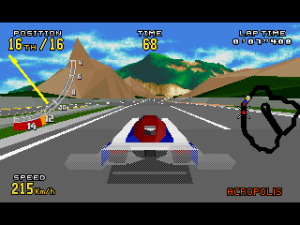 Virtua Racing Deluxe 23