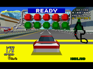 Virtua Racing Deluxe 26