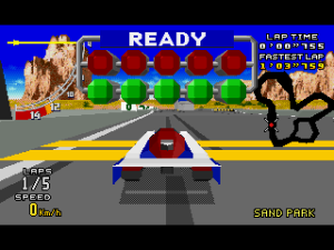 Virtua Racing Deluxe 28