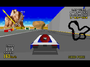 Virtua Racing Deluxe 29