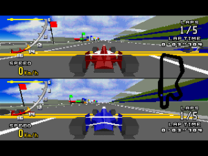 Virtua Racing Deluxe 31