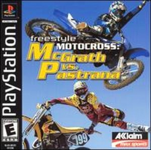 Freestyle Motocross cover