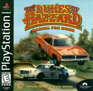 The Dukes of Hazzard - Racing for Home cover