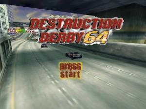 Destruction Derby 64 01