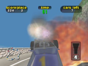 Destruction Derby 64 11