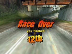 Destruction Derby 64 20