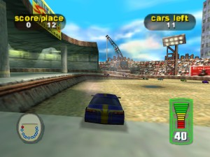 Destruction Derby 64 22